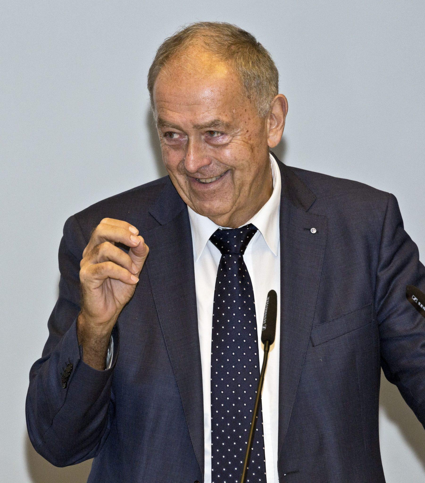 Prof. Dr. Dr. Dr. h.c. Franz-Josef Radermacher